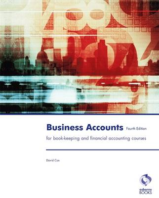 Business Accounts - Accounting & Finance (Paperback)
