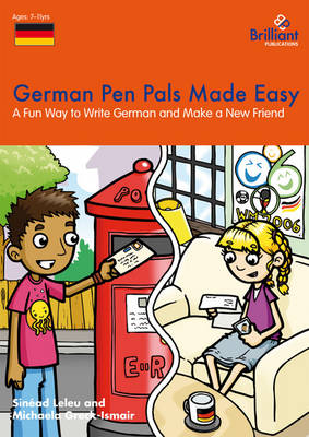 German Pen Pals Made Easy KS2: A Fun Way to Write German and Make a New Friend (Paperback)