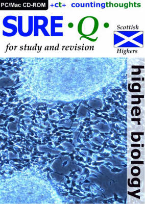 Sure Q with Higher Biology Question Pack: ICT for Study and Revision (CD-ROM)