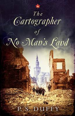 The Cartographer of No Man's Land (Hardback)