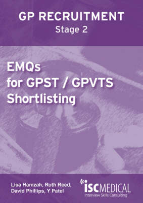 EMQs for GPST / GPVTS Shortlisting (GP Recruitment Stage 2) (Paperback)