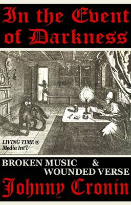 In the Event of Darkness: Broken Music and Wounded Verse - Living Time World Poetry No. 7 (Paperback)