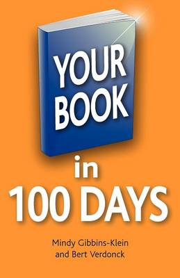 Your Book in 100 Days (Paperback)