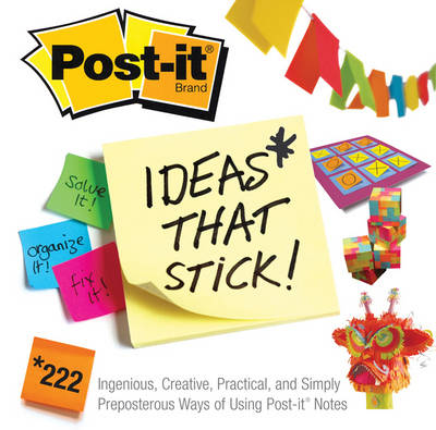Post-it Brand Ideas That Stick (Paperback)
