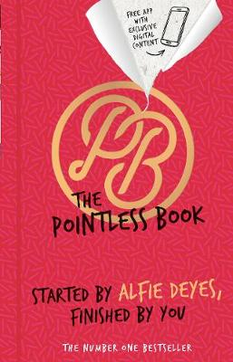 The Pointless Book: Started by Alfie Deyes, Finished by You (Paperback)