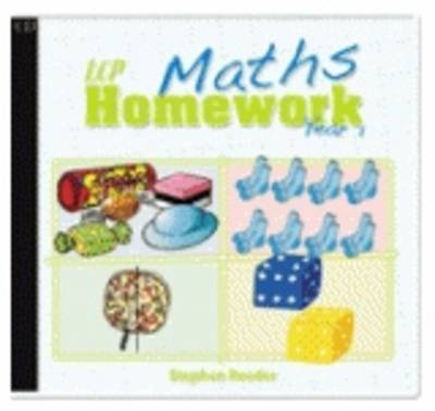 Maths Homework: Year 1 (CD-ROM)
