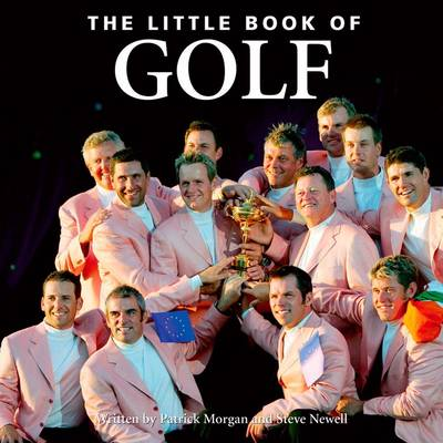The Little Book of Golf (Hardback)