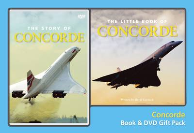 Concorde Book and DVD Gift Pack