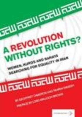 A Revolution Without Rights?: Women, Kurds and Baha'is Searching for Equality in Iran (Paperback)