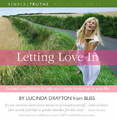 Letting Love in - Simple Truths Series (CD-Audio)