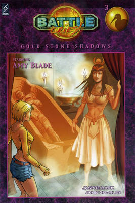 Cold Stone Shadows - Battle Cries! No. 3 (Paperback)