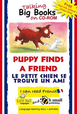 Early Start Big Book CD-ROM Puppy Finds a Friend French (CD-ROM)