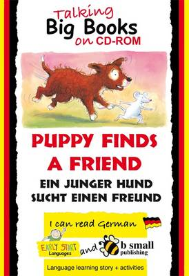 Early Start Big Book CD-ROM Puppy Finds a Friend German (CD-ROM)