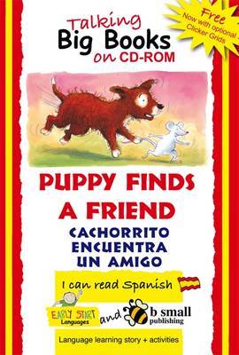Early Start Big Book CD-ROM Puppy Finds a Friend Spanish (CD-ROM)