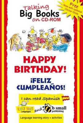 Early Start Big Book CD-ROM Happy Birthday Spanish (CD-ROM)