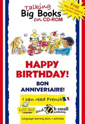 Early Start Big Book CD-ROM Happy Birthday French (CD-ROM)