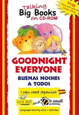 Early Start Big Book CD-ROM Goodnight Everyone Spanish (CD-ROM)