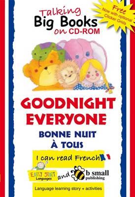 Early Start Big Book CD-ROM Goodnight Everyone French (CD-ROM)