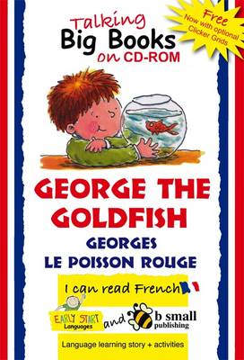Early Start Big Book CD-ROM George the Goldfish - French (CD-ROM)