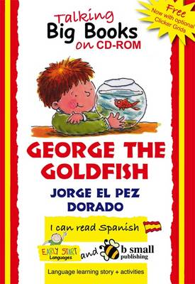Early Start Big Book CD-ROM George the Goldfish - Spanish (CD-ROM)