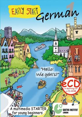 Early Start German 1 Interactive CD-ROM for Schools (CD-ROM)