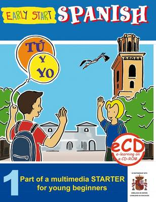 Early Start Spanish 1 Interactive CD-ROM for Schools (CD-ROM)