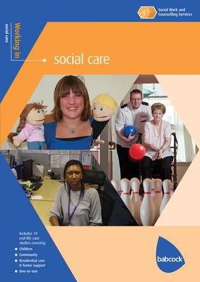 Working in Social Care - Working in (Paperback)