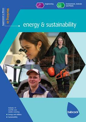 Working in Energy & Sustainability - Working in (Paperback)