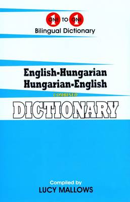 English-Hungarian & Hungarian-English One-to-one Dictionary (Hardback)