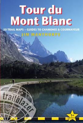 Tour De Mont Blanc (Paperback)