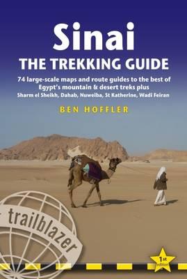 Sinai: The Trekking Guide (Paperback)