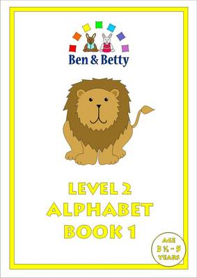 Level 2 Alphabet: Bk. 1 (Spiral bound)