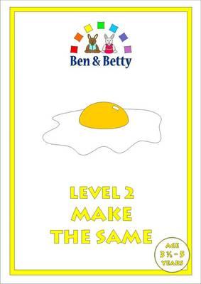 Level 2 Make the Same (Spiral bound)
