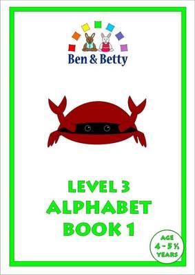 Level 3 Alphabet: Bk. 1 (Spiral bound)
