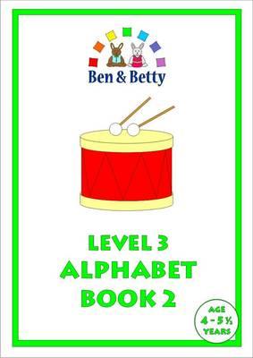 Level 3 Alphabet: Bk. 2 (Spiral bound)