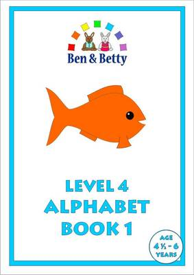 Level 4 Alphabet: Bk. 1 (Spiral bound)