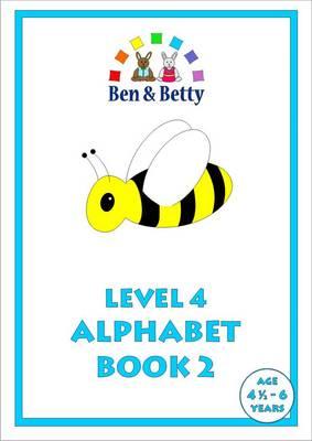 Level 4 Alphabet: Bk. 2 (Spiral bound)