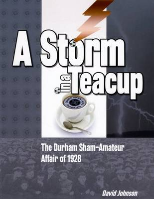 A Storm in a Teacup: The Durham Sham-amateur Affair of 1928 (Paperback)