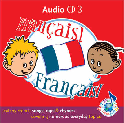 Francais! Francais!: Audio CD3 (CD-Audio)