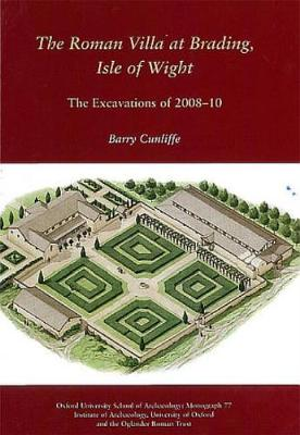 The Roman Villa at Brading, Isle of Wight (Hardback)