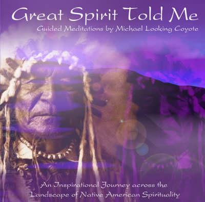 Great Spirit Told Me: PMCD0046 (CD-Audio)