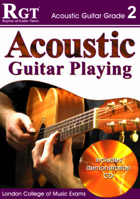 Acoustic Guitar Playing: Grade 2 (Paperback)