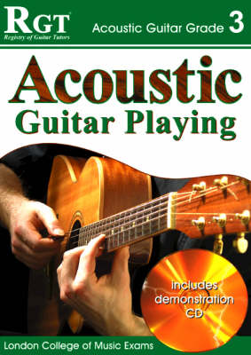 Acoustic Guitar Playing: Grade 3 (Paperback)
