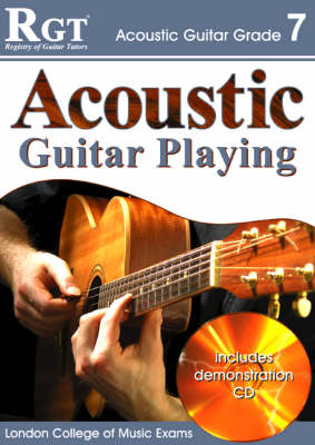 Acoustic Guitar Playing: Grade 7 (Paperback)