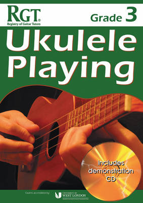 RGT Grade Three Ukulele Playing (Paperback)