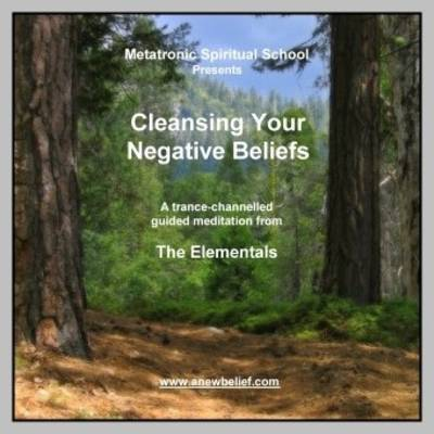 Cleansing Your Negative Beliefs (CD-Audio)