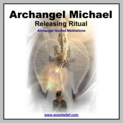 Archangel Michael Releasing Ritual Meditation (CD-Audio)