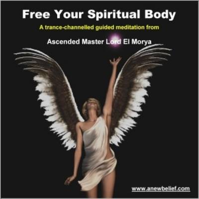 Free Your Spiritual Body - Guided Meditation (CD-Audio)