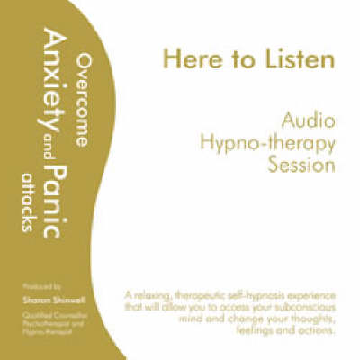 Overcome Anxiety and Panic Attacks (CD-Audio)