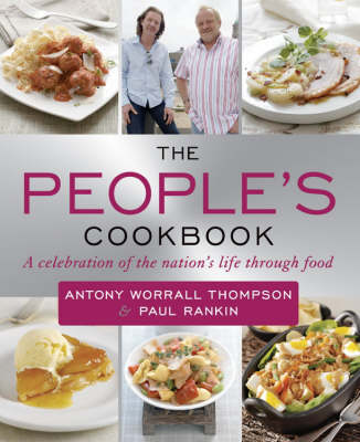 "The ""People's Cookbook"": A Celebration of the Nation's Life Through Food (Paperback)"